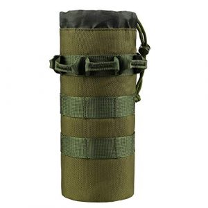 AMYIPO Tactical Pouch 1 AMYIPO Tactical MOLLE Water Bottle Pouch