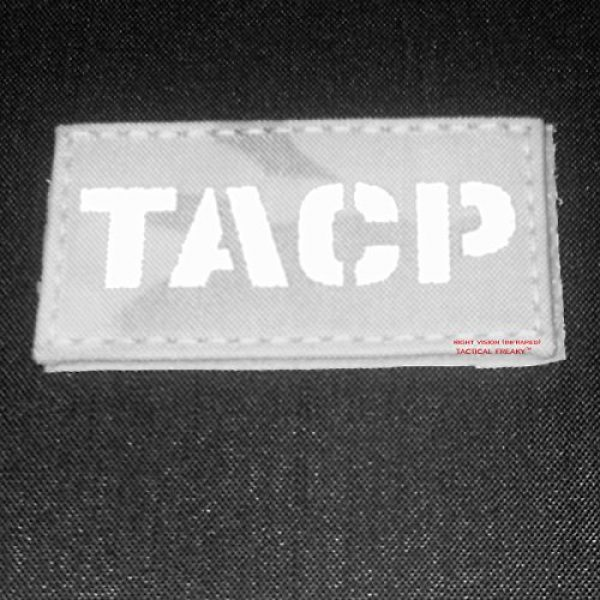 Tactical Freaky Airsoft Morale Patch 2 Multicam TACP Tactical Air Control Party Air Support AFSOC AFSC 1C4X1 Infrared IR Tactical Morale Fastener Patch