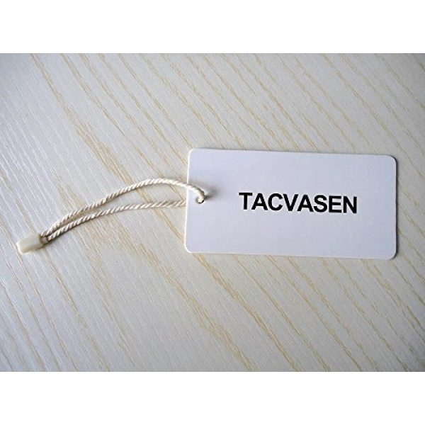 TACVASEN Airsoft Morale Patch 2 TACVASENBundle 2 Pieces-Tactical US Flag Thin Blue Line Embrodiered Patch