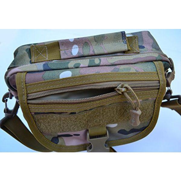Acid Tactical Tactical Pouch 6 Acid Tactical MOLLE First Aid Bag Pouch Trauma Multicam Multi camo EMT Medic Utility