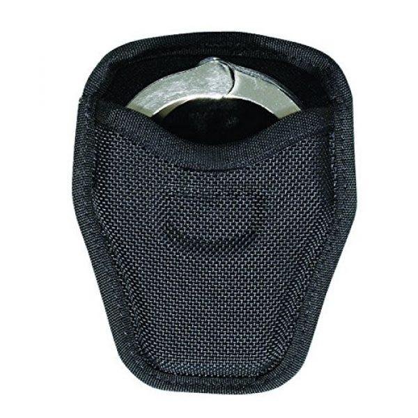 Bianchi AccuMold Tactical Pouch 1 Bianchi, 7334 Open Cuff Case Black