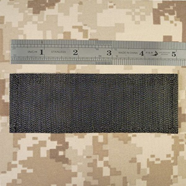 """LEGEEON Airsoft Morale Patch 4 LEGEEON Paramedic 5""""x2"""" EMS EMT Medical Body Armor Morale Tactical Embroidery Hook-and-Loop Patch"""