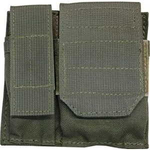 Fire Force Tactical Pouch 1 Fire Force Item 8666 Hand Cuff/Mag/Light Pouch Made in USA