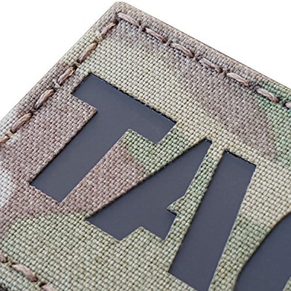 Tactical Freaky Airsoft Morale Patch 4 Multicam TACP Tactical Air Control Party Air Support AFSOC AFSC 1C4X1 Infrared IR Tactical Morale Fastener Patch