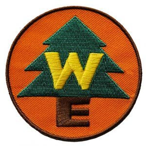 Graphic Dust Airsoft Morale Patch 3 Wilderness Explorer Boy Scout Camping Backpack Embroidered Iron On Patch Badge Applique Adventure Nature Hiking Sunflower Sun Moon Sweet Enjoy Easy Flower Cartoon Cute Jean Jacket
