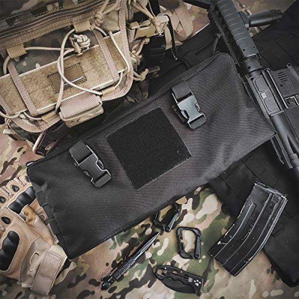 AMYIPO Tactical Pouch 6 AMYIPO Tactical Pouch Multi-Purpose Large Capacity Increment Pouch Short Trips Bag