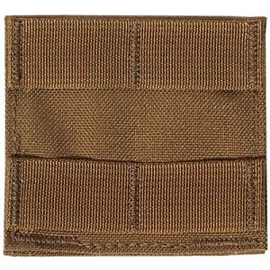Fire Force Tactical Pouch 1 Fire Force 8651 PALS Belt Platform Adapter for MOLLE Pouches Made in USA