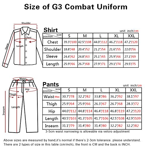 Paintball Equipment Tactical Pant 2 Paintball Equipment Men Airsoft Hunting Combat BDU Pants Gen3 Tactical Pants with Knee Pad Woodland