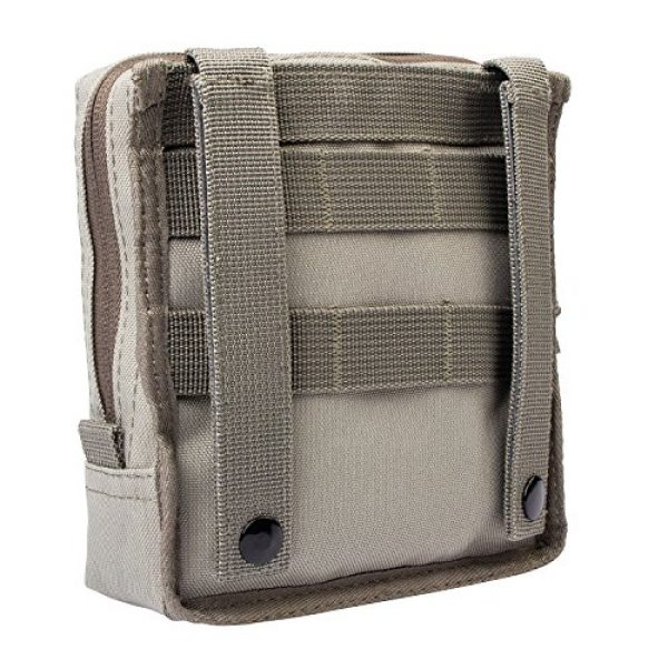 3V Gear Tactical Pouch 2 3V Gear Modular MOLLE Utility Pouch