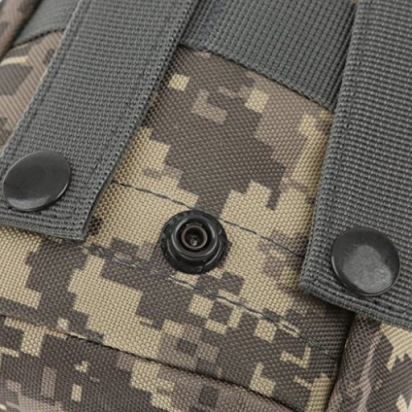 aternee Tactical Pouch 7 aternee Outdoor Travel Camping Hiking MOLLE Bag