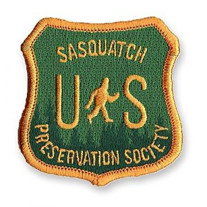 Little Bay Root Airsoft Morale Patch 1 Sasquatch Preservation Society   Embroidered Patch