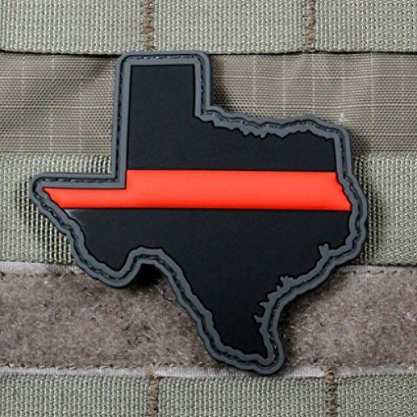 Violent Little Machine Shop Airsoft Morale Patch 2 Violent Little Machine Shop - Thin Red Line PVC Morale Patches (Texas)