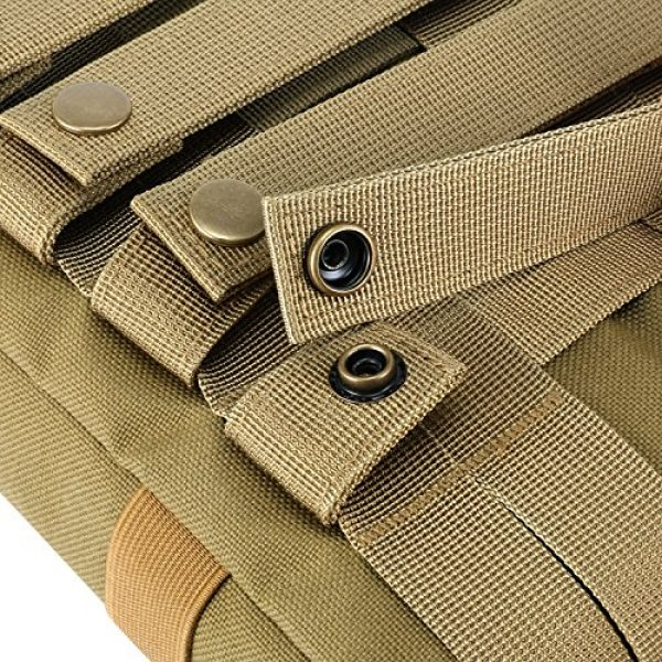 Barbarians Tactical Pouch 5 Barbarians Tactical MOLLE Pouch, Multi-Purpose Tool Holder Modular Utility Pouch