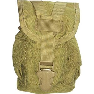 Fire Force Tactical Pouch 1 Fire Force 8907 Military MOLLE II Canteen Utility Pouch Made in USA