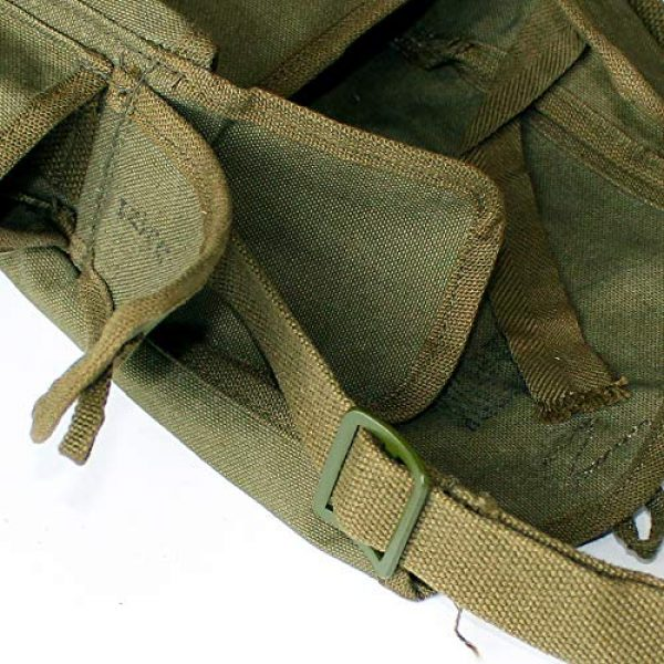 ANQIAO Tactical Pouch 7 Vietnam War Original Surplus China Type 56 Drum Magazine Bag Ammo Pouch