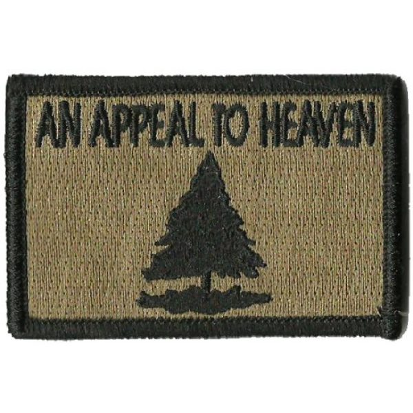 Gadsden and Culpeper Airsoft Morale Patch 2 Appeal To Heaven Tactical Patch