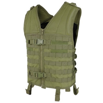 Condor MOLLE Tactical Airsoft Vest