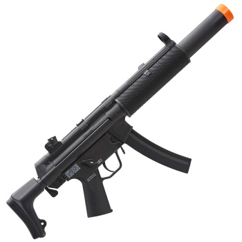 Elite Force H&K MP5 SD6 Best SMG Airsoft Gun Under Two Hundred Dollars