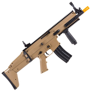 FN Scar-L Best Spring Airsoft Rifle Under One Hundred Dollars