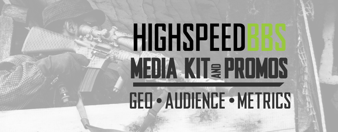 High Speed BBs Media Kit