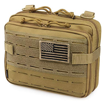 MOLLE Admin Pouch for Airsoft Gear
