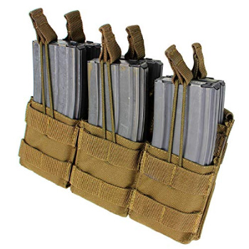 Tactical Open Top Magazine MOLLE Pouch