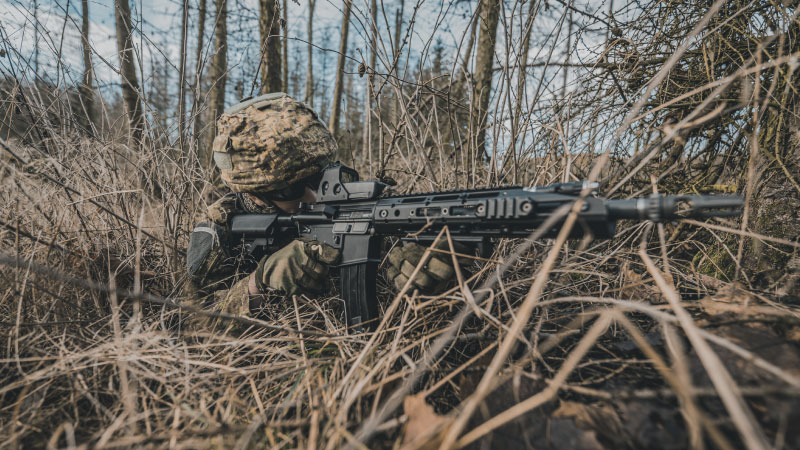 Airsoft Game Safety Rules in the Field