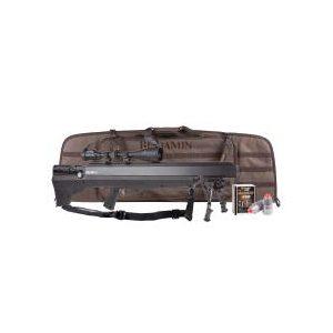 Benjamin Air Rifle 1 Benjamin Bulldog Bullpup Combo, .357 cal 0.357