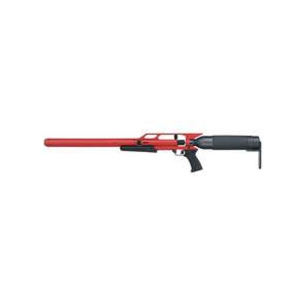 Airforce Air Rifle 1 AirForce Condor SS Spin-Loc, Red, .25 cal 0.25