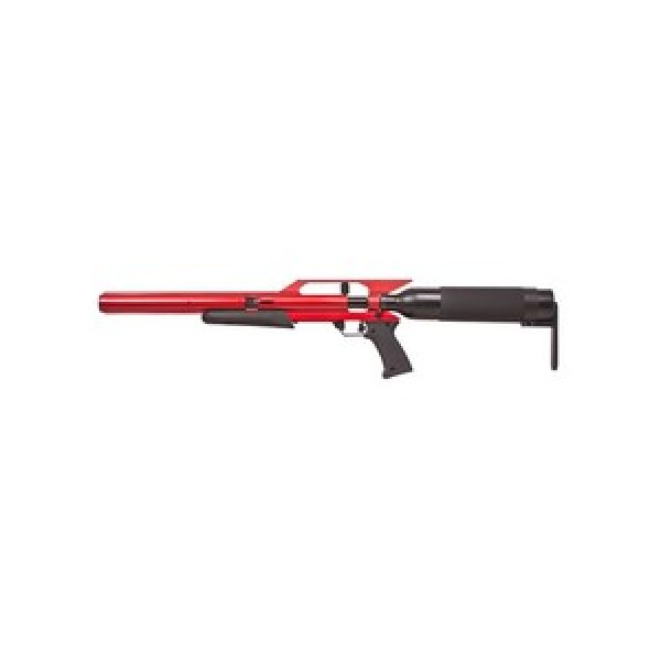 Airforce Air Rifle 1 AirForce Talon SS Spin-Loc, Red, .25 cal 0.25