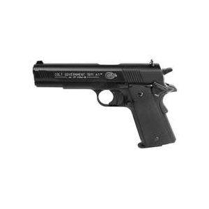 Colt Air Pistol 1 Colt 1911 A1 Pellet Pistol, Black, .177 cal 0.177