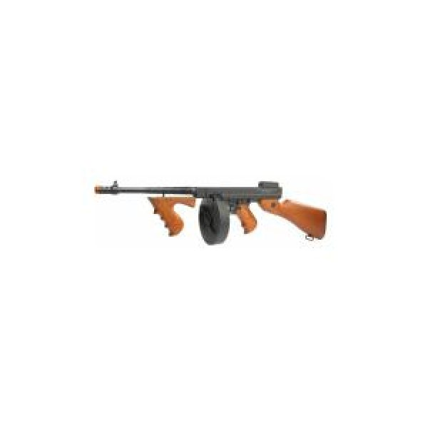 Thompson Airsoft Rifle 1 Thompson Model 1928 Submachine Airsoft Gun 6mm