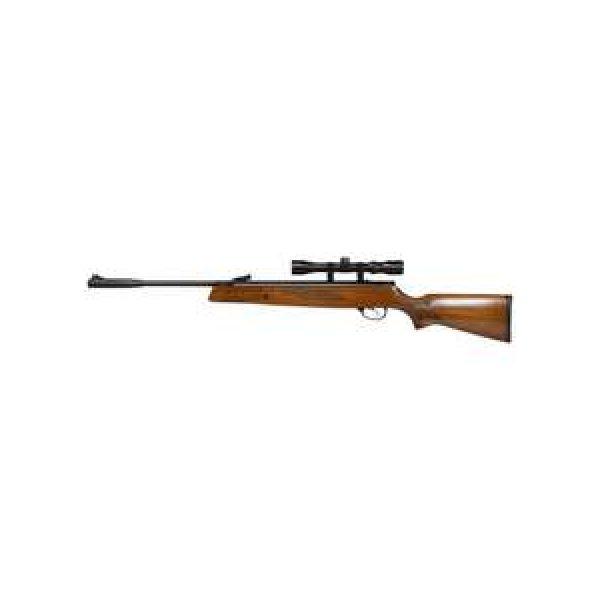 Hatsan Air Rifle 1 Hatsan Model 95 .177 Air Rifle Turkish Walnut Stock With 3-9x32mm Scope 0.177