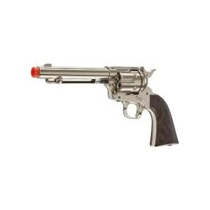 Legends Air Pistol 1 Umarex Legends Smoke Wagon Airsoft Revolver  6mm