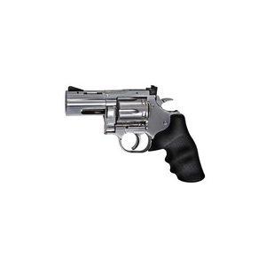 """Dan Wesson Air Pistol 1 Dan Wesson 715 2.5"""" BB Revolver, Silver 0.177"""
