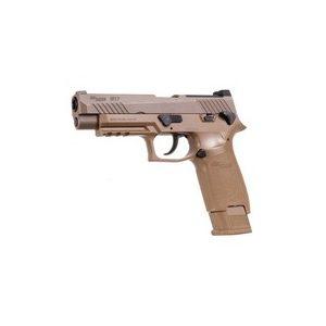 Sig Sauer Air Pistol 1 SIG Sauer M17 Pellet Pistol, Coyote Tan 0.177