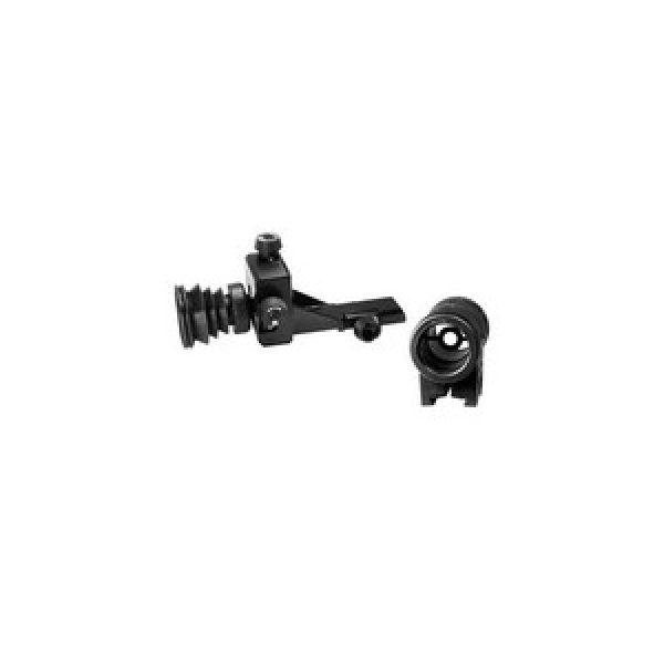 Crosman Air Gun Accessory 1 Crosman Precision Sight Set, Rear Diopter & Front Globe