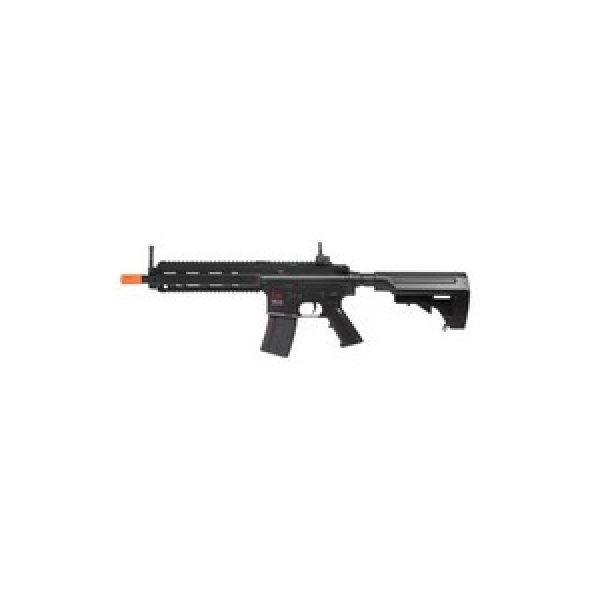 Heckler & Koch Airsoft Rifle 1 H&K 416 AEG Airsoft Rifle, Black 6mm