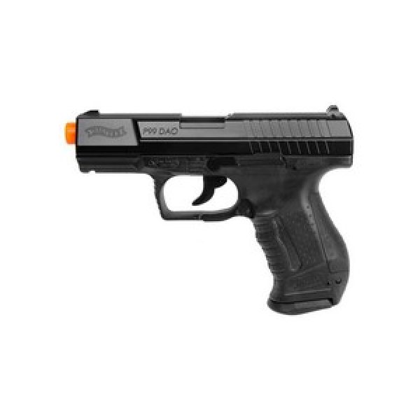 Walther Airsoft Pistol 1 Walther P99 Airsoft Pistol 6mm