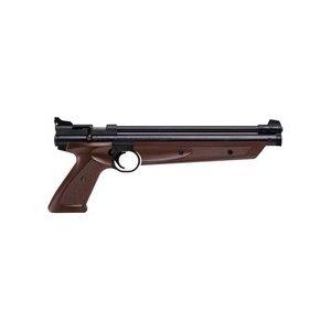 Crosman Air Pistol 1 Crosman 1377C / PC77 Pellet Pistol, Brown 0.177