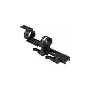 Ncstar Air Gun Accessory 1 NcSTAR 30mm Cantilever Weaver Scope Mount, Black