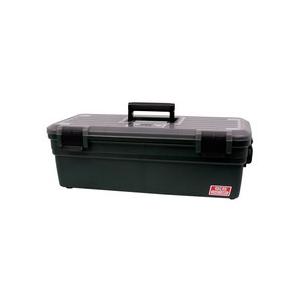 Mtm Case Gard Air Gun Accessory 1 MTM Case-Gard Shooting Range Box, Green