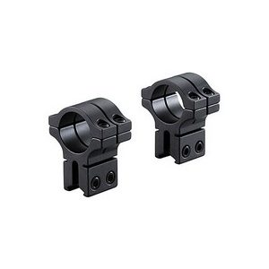 """Bkl Air Gun Accessory 1 BKL Double Strap High 1"""" Rings, Dovetail"""