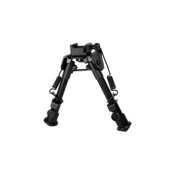 Utg Air Gun Accessory 1 UTG Tactical Bipod, Picatinny & Swivel Stud Mounts