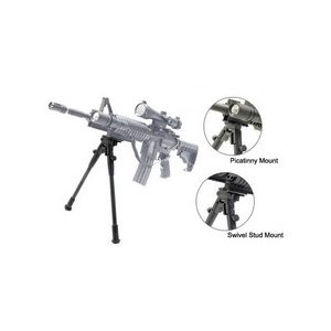 Utg Air Gun Accessory 1 Leapers Deluxe Picatinny Foldable Metal Bipod