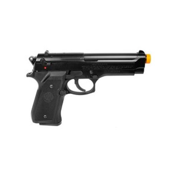 Beretta Airsoft Pistol 1 Beretta 92 FS Airsoft Pistol, Black 6mm