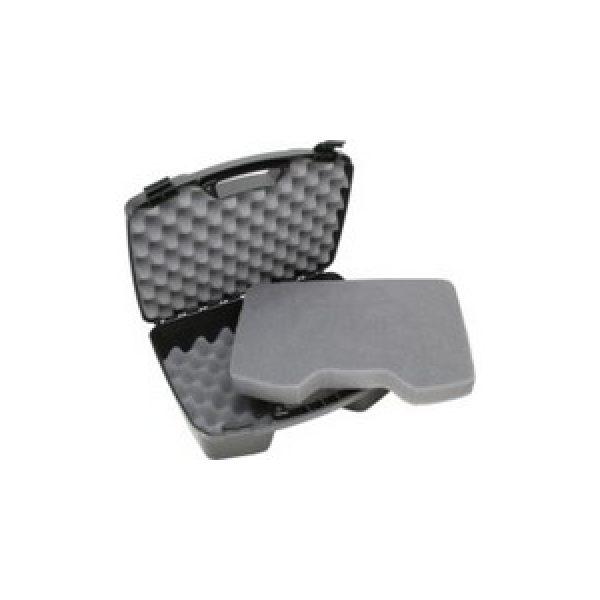 Mtm Case Gard Air Gun Accessory 1 MTM Snap Latch Hard Pistol Case, Black