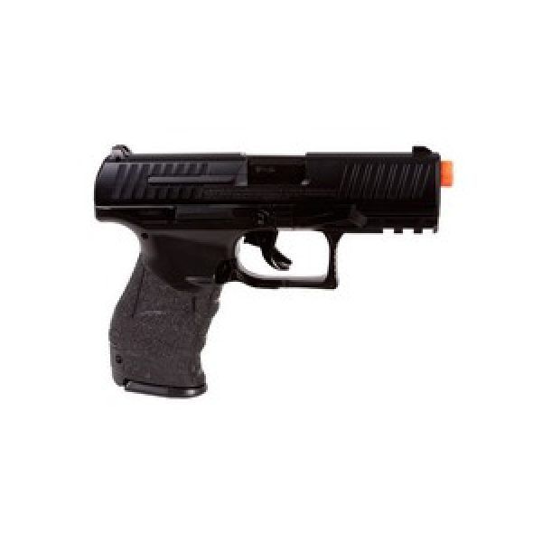 Walther Airsoft Pistol 1 Walther PPQ Airsoft Pistol, Black 6mm