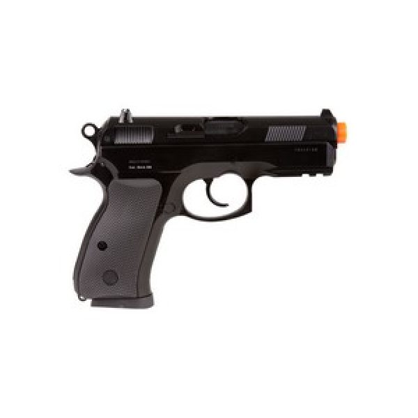 Asg Airsoft Pistol 1 ASG CZ 75D Compact Airsoft Pistol 6mm