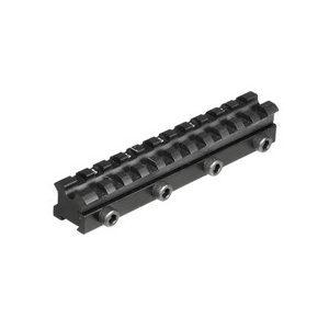 Utg Air Gun Accessory 1 UTG Drooper Scope Rail, 11mm Dovetail To Weaver Adapter
